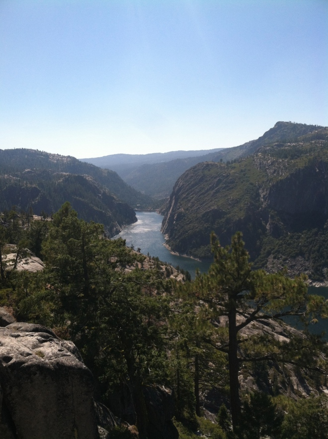Donelle Dam.