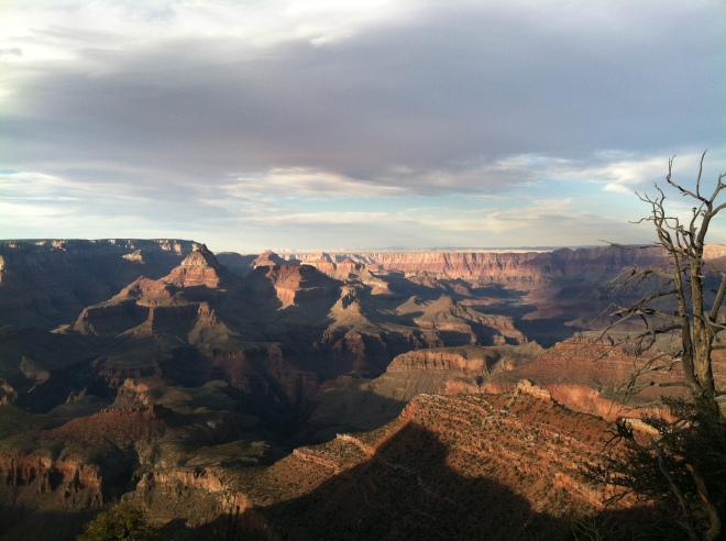 If you live in SoCal and haven't been to the Grand Canyon get out here
