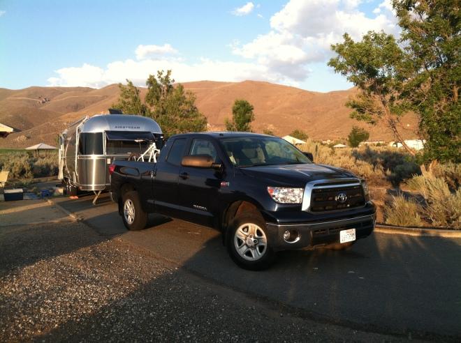 Campsite #8
