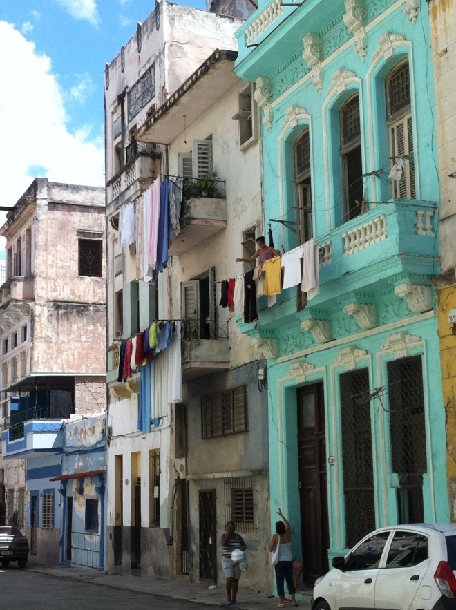 Another section of old Havana