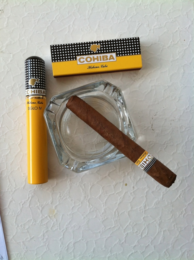 One of the highlights was visiting a cigar factory. It was amazing. Of course like most factories, no photos allowed. The Cohiba lived up to the hype, very enjoyable.