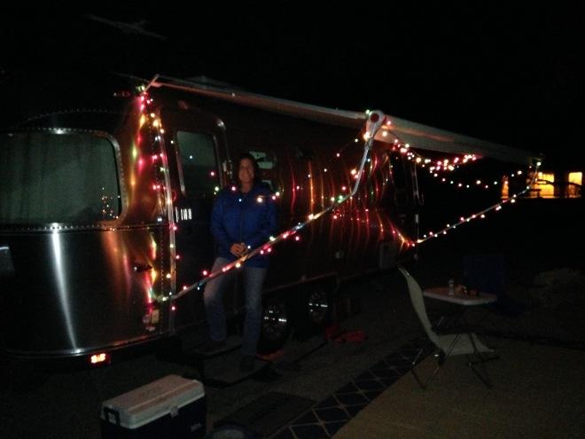 Christmas Eve, Catalina State Park, Arizona