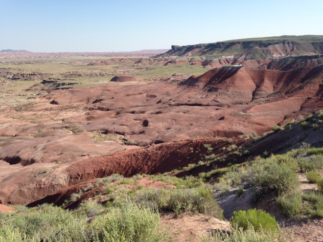 Kachina Point Painted Desert.