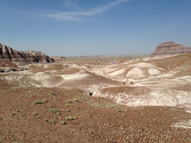 Tiponi Point, Painted Desert.