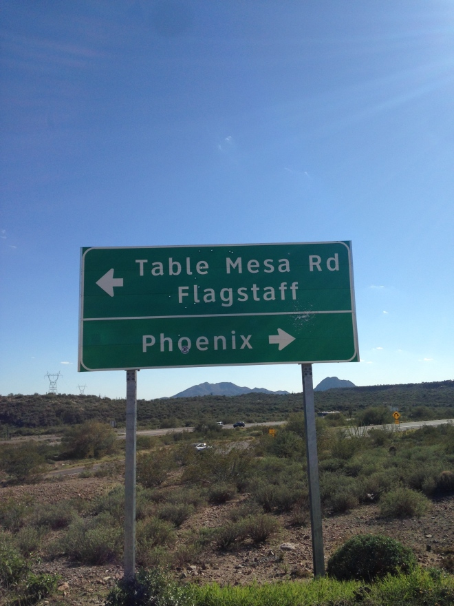 Really? Table Mesa? Come on. Can they be more redundant?