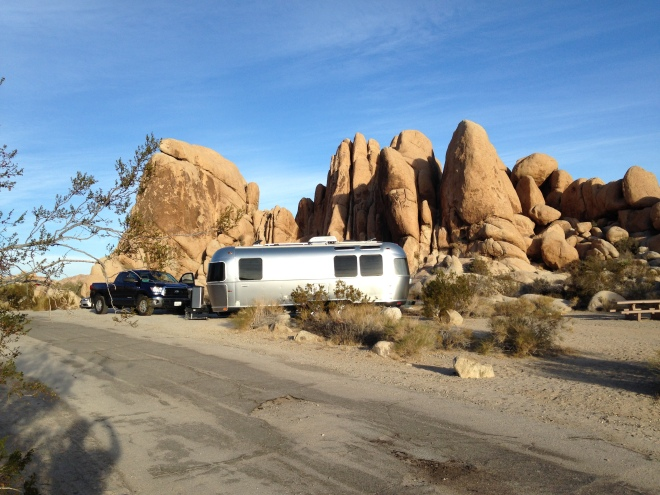 When pulling into Indian Cove campground, my first thought was this place is like Alabama Hills on steroids.
